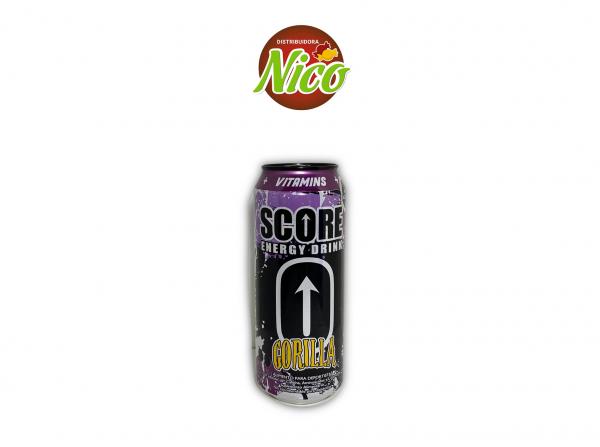 Score gorilla nico